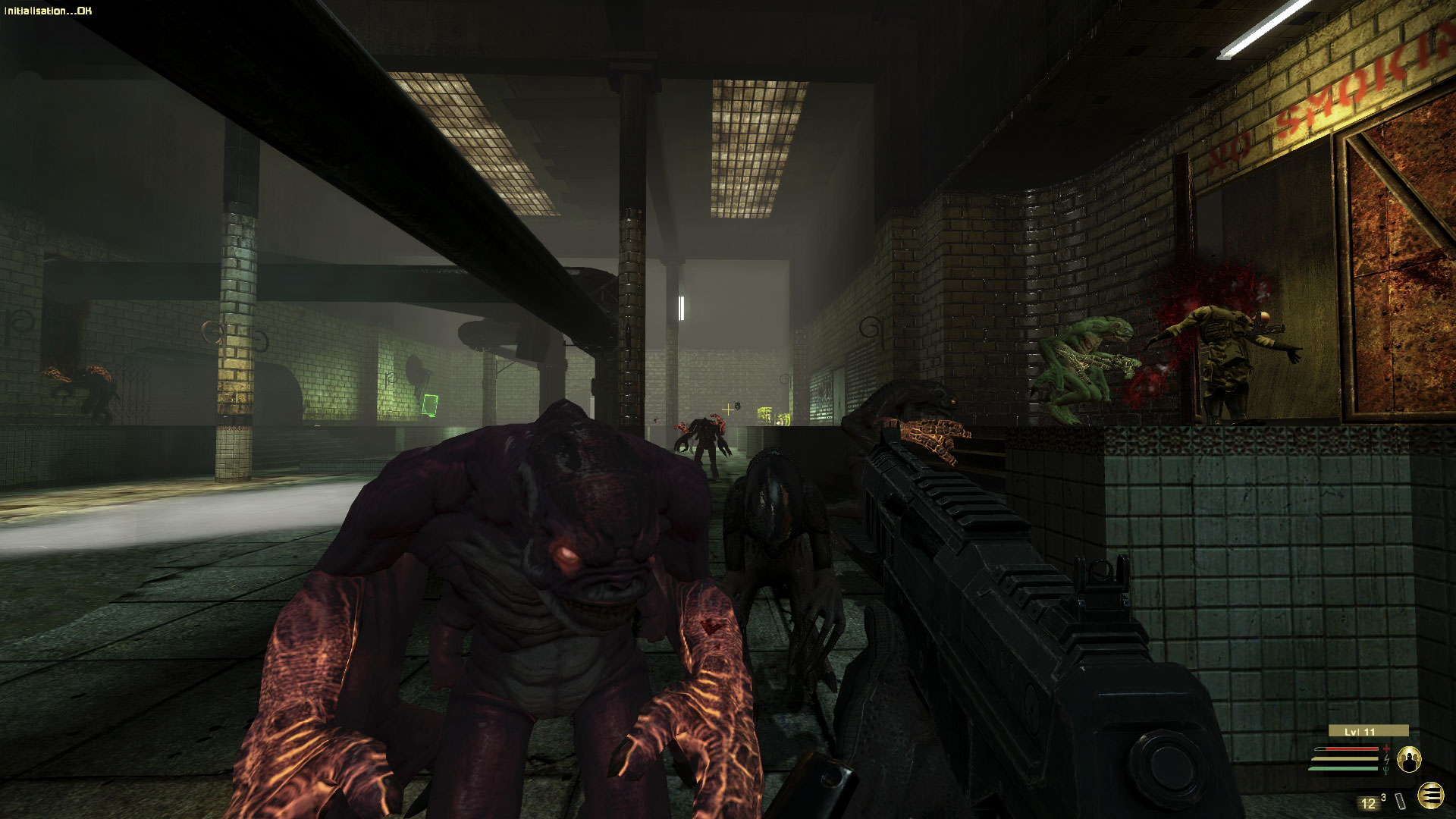 E.Y.E screenshot